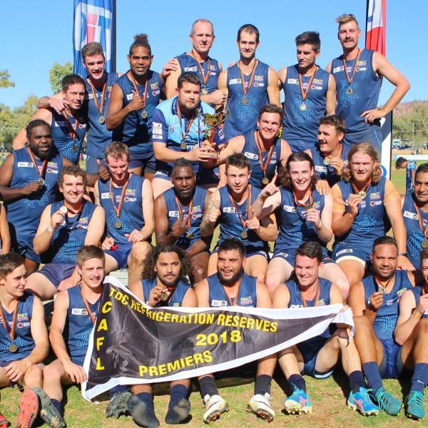 Men's Division 1 Premiers - Rovers