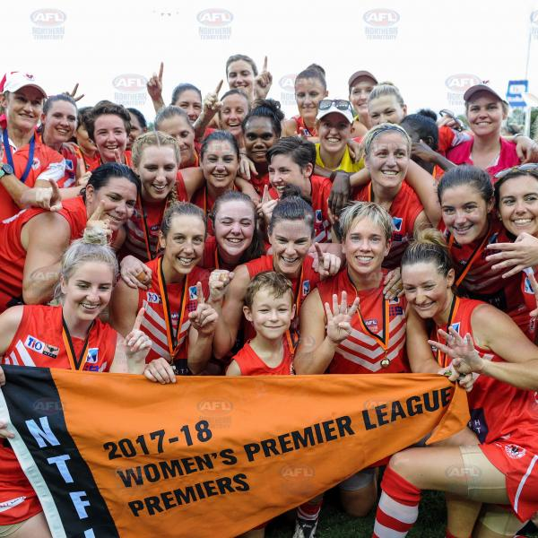 Women's Premier League Premiers - Waratah