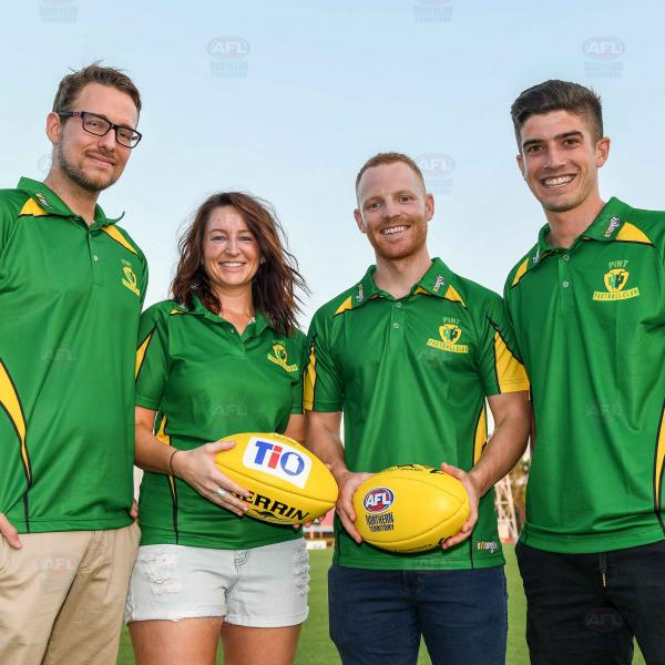TIO NTFL 2018/19 Season Launch