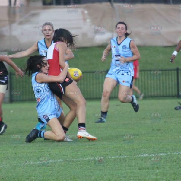 Tacking Southern Districts player