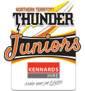NT Thunder Juniors logo